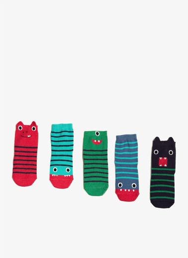 Koton Çorap Seti Kırmızı